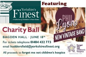 Yorkshire's Finest Charity Ball 2016